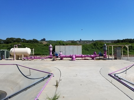 Recycled Water Pump Station No 2 & 3