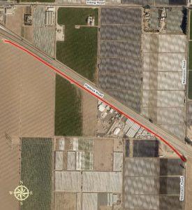 Pidduck Road Project Limits Maps