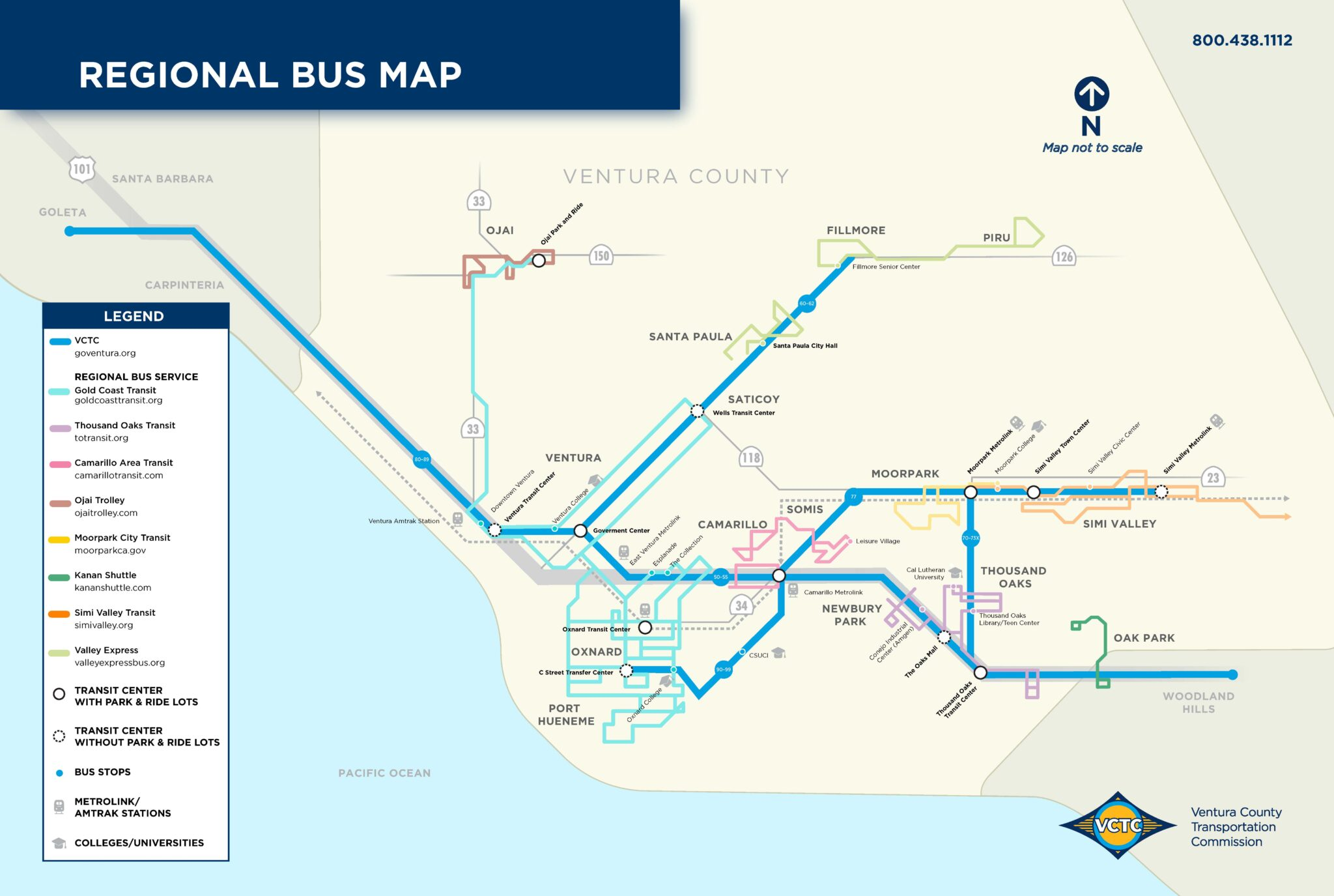 VCTC Transit Service